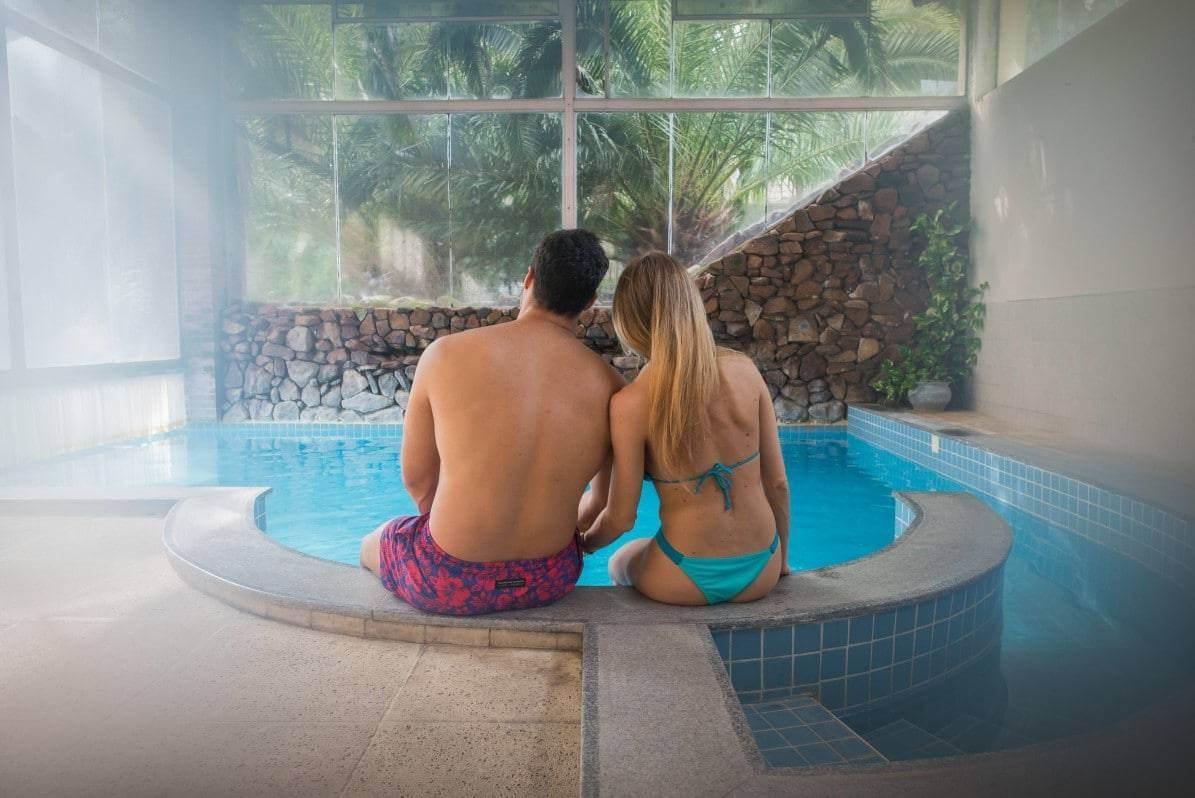 disfrutando el spa - carilo palace